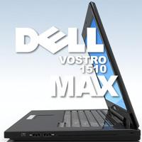 notebook dell vostro 1510 3d model