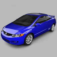 maya 2009 honda civic si
