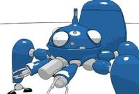 tachikoma robot 3d model