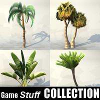 palms pc ps3 3d max