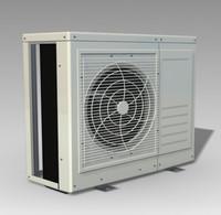 3ds air conditioning door unit