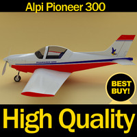 max alpi pioneer 300 airplane