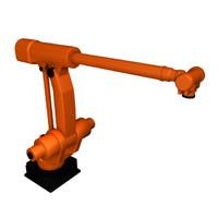 3dsmax industrial robot