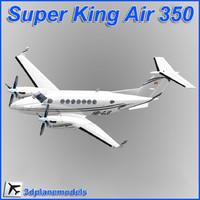 Beechcraft Super King Air B350 Breitling