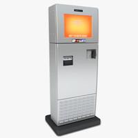 movie ticket machine 1 3ds