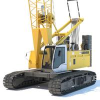 Liebherr Crawler Crane LR 1100