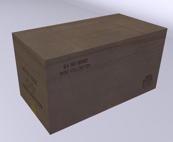 C4d model Rar export