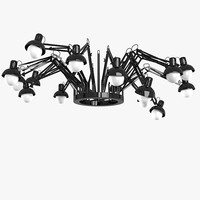 3d moooi chandelier contemporary