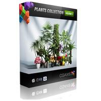 CGAXIS models volume 1 PLANTS