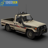 Toyota Land Cruiser FZJ75