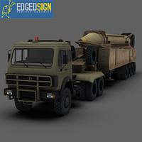 Shahab-3 ballistic missile