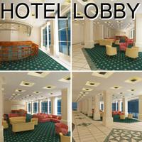 Hotel Lobby 02