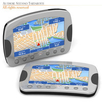 3ds max generic gps device