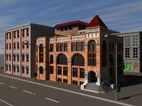 City Block 1