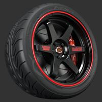 Volk Racing TE37 Wheel