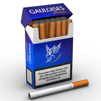 Cigarette Box Scene