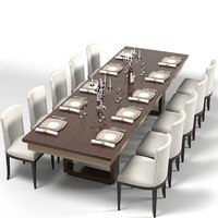 modern dining table contemporary rectangular set chair