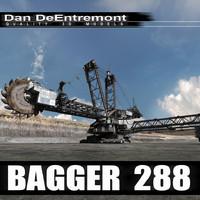 Bagger 288 Excavator (Schaufelradbagger)