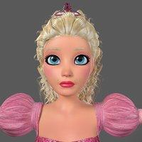 Princess Bella Mray Character