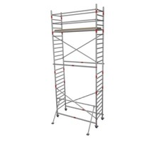 scaffold hight 3d model