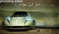 concept car design 3d model
