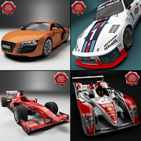 Racing Cars Collection V2