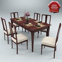 Dinner Table V4