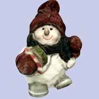 snowman snow max free