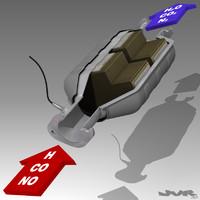 Car Exhaust Catalyser