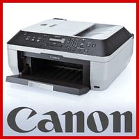 printer canon pixma mx320 3d max