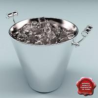 ice bucket 3d 3ds