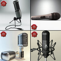 Microphones Collection