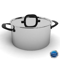 pot 3d model