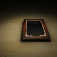 Book animate open