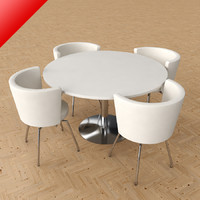 Circo Dining Table & Chairs