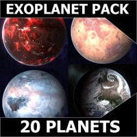 Exo Planet Pack