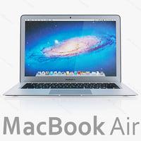 new macbook air 3d max