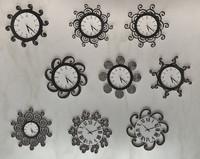 9 clock designs 3ds free