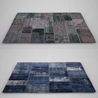 max modern patchwork carpets