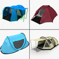 Camping Tents Collection