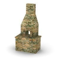 smithy furnace 3d 3ds