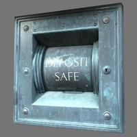 3ds max deposit safe