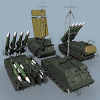 3d model sa-17 battalion light edition