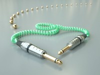 Audio Jack with Cable