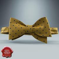 Bow Tie Yellow