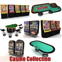 3ds casino blackjack table