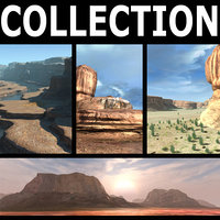 Terrain Landscape Collection