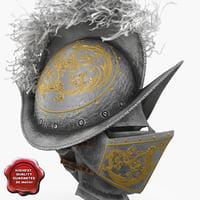 swiss guardsmen helmet max