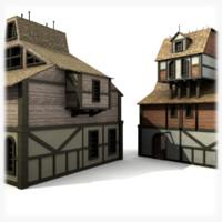 Medieval Building Pack 2
