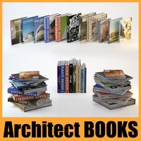 3d architecture taschen daab books model